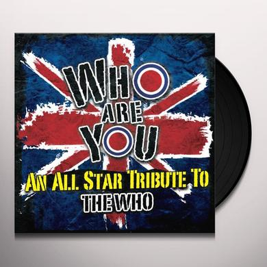 WHO ARE YOU: AN ALL-STAR TRIBUTE TO THE WHO / VAR Vinyl Record