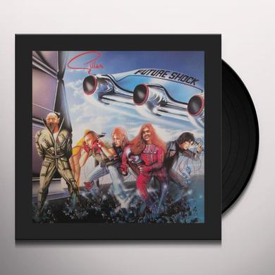 Ian Gillan FUTURE SHOCK Vinyl Record