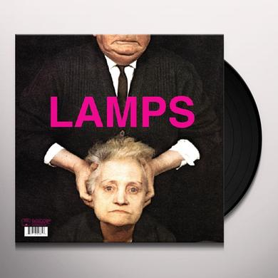 Lamps UNDER THE WATER UNDER THE GROUND Vinyl Record