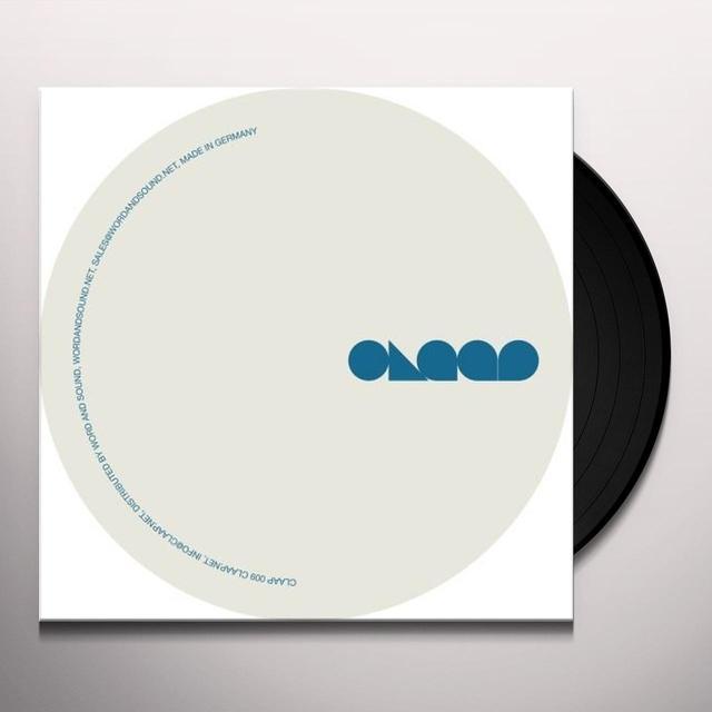 John Dimas SELF CONTROL Vinyl Record