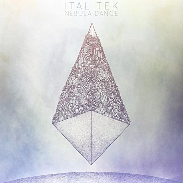 Ital Tek NEBULA DANCE Vinyl Record