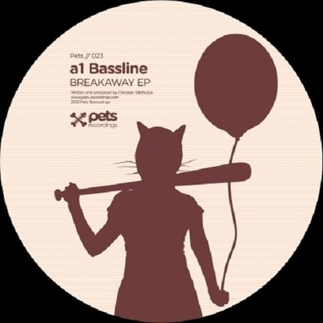 A1 Bassline BREAKAWAY (EP) Vinyl Record