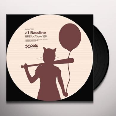 A1 Bassline BREAKAWAY Vinyl Record