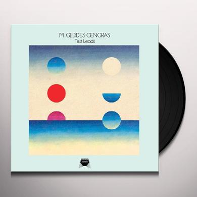 M Geddes Gengras TEST LEADS Vinyl Record