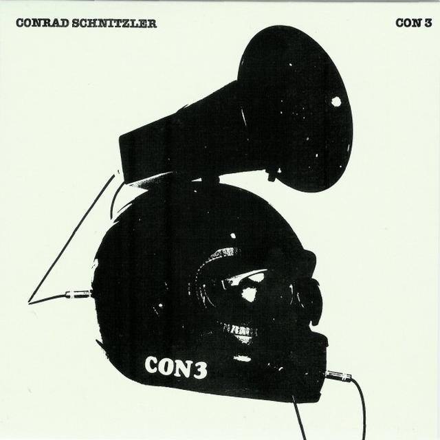 Conrad Schnitzler CON 3 Vinyl Record