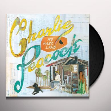 Charlie Peacock NO MAN'S LAND Vinyl Record