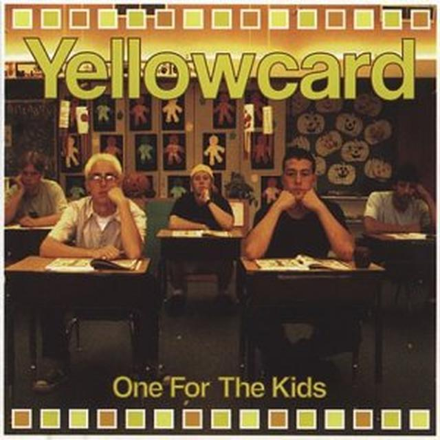 Yellowcard ONE FOR THE KIDS (Vinyl)