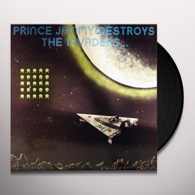Prince Jammy DESTROYS THE INVADERS Vinyl Record