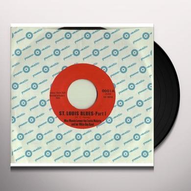 Mamie Lavona / Her White Boy Band ST LOUIS BLUES Vinyl Record