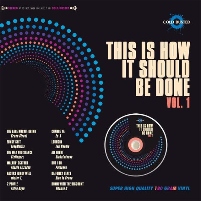 THIS IS HOW IT SHOULD BE DONE 1 / VARIOUS Vinyl Record