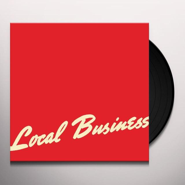 Titus Andronicus LOCAL BUSINESS Vinyl Record
