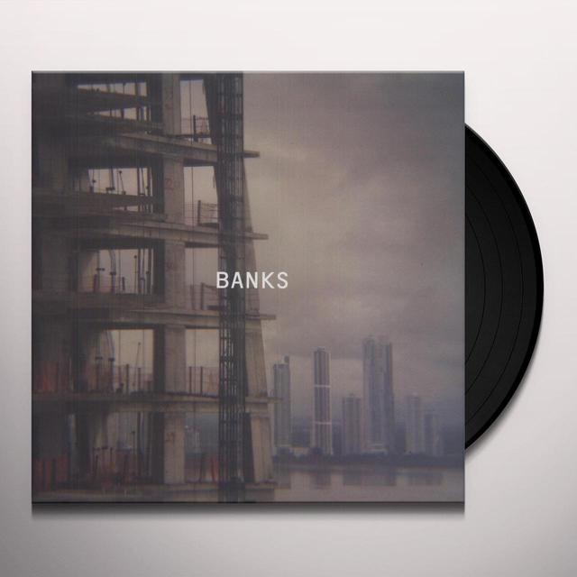 Paul Banks BANKS Vinyl Record