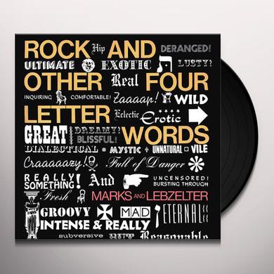 J Marks / Shipen Lebzelter ROCK & OTHER FOUR LETTER WORDS Vinyl Record