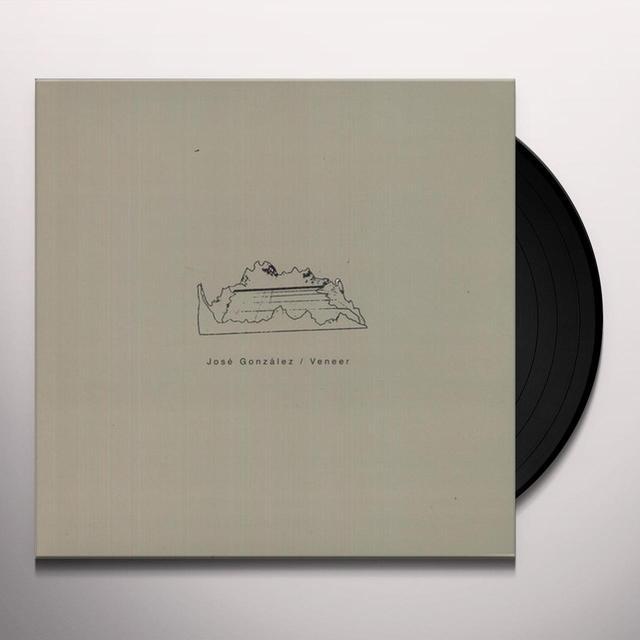 Jose Gonzalez VENEER Vinyl Record