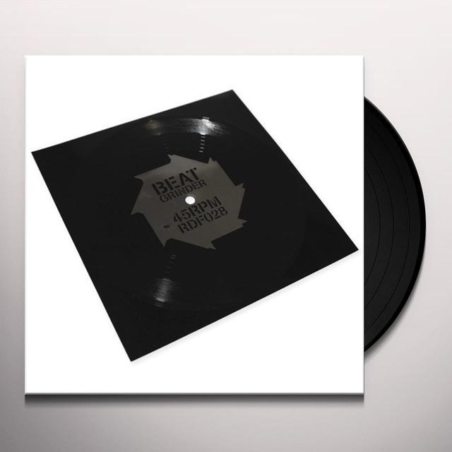 Damu The Fudgemunk BEAT GRINDER SOUNDSHEET Vinyl Record