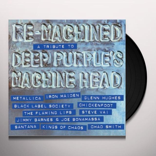 RE-MACHINED: DEEP PURPLE TRIBUTE / VARIOUS Vinyl Record