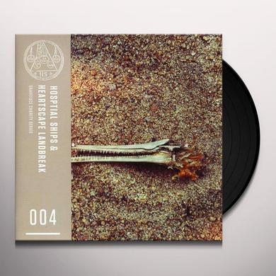 Hospital Ships & Heartscape Landbreak MARY OF QUITO Vinyl Record