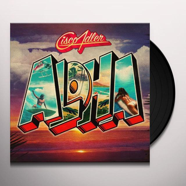 Cisco Adler ALOHA Vinyl Record