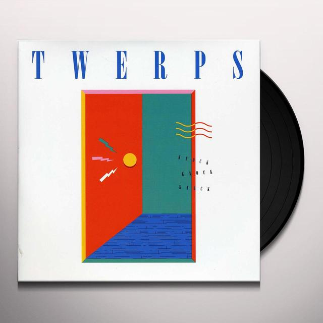 Twerps WORK IT OUT Vinyl Record