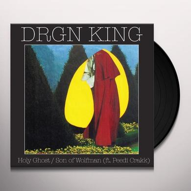 Drgn King HOLY GHOST / SON OF WOLFMAN Vinyl Record