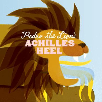 Pedro The Lion ACHILLES HEEL Vinyl Record - MP3 Download Included
