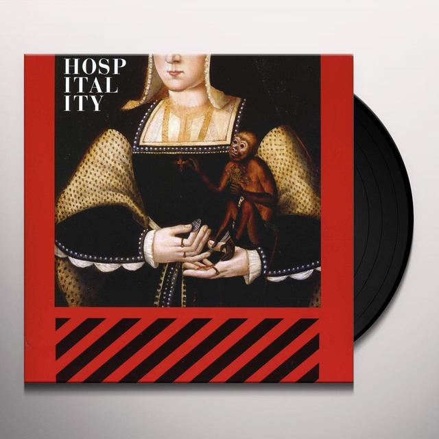 Hospitality MONKEY / DRIFT Vinyl Record - MP3 Download Included