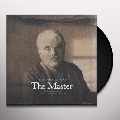 Jonny Greenwood MASTER: ORIGINAL MOTION PICTURE SOUNDTRACK Vinyl Record