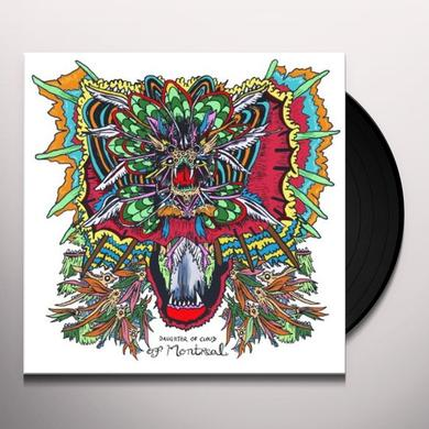Of Montreal DAUGHTER OF CLOUD Vinyl Record - MP3 Download Included