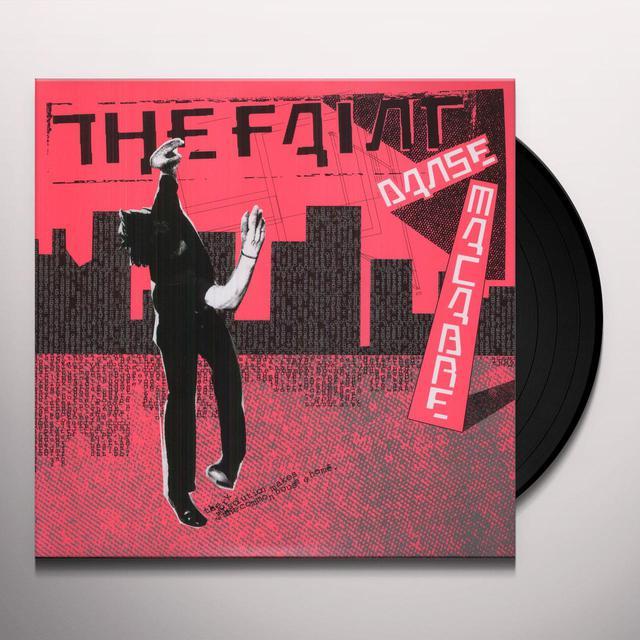 Faint DANSE MACABRE Vinyl Record