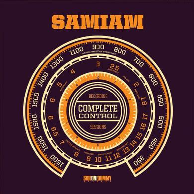 Samiam COMPLETE CONTROL SESSIONS Vinyl Record