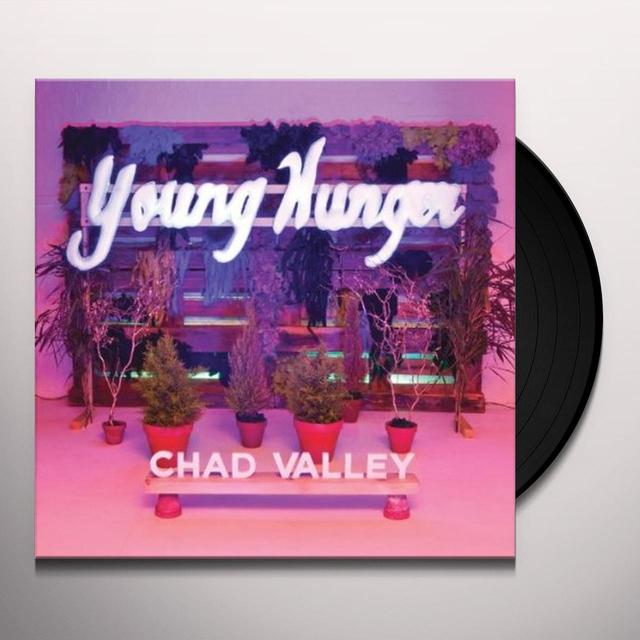 Chad Valley YOUNG HUNGER Vinyl Record