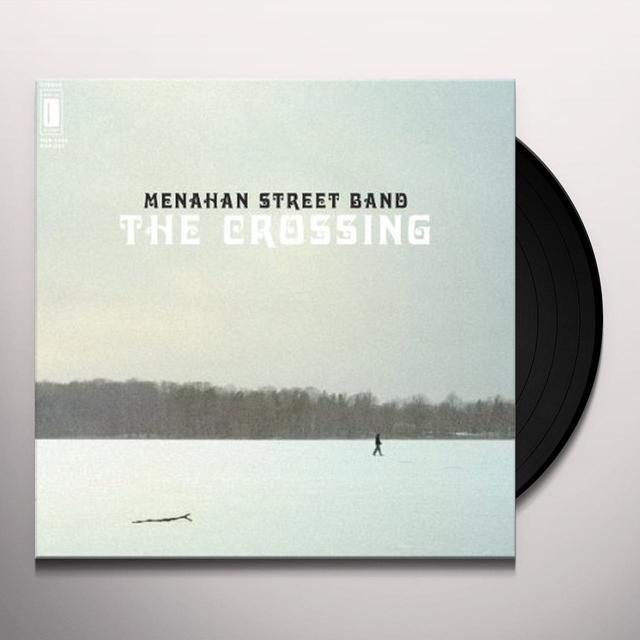 Menahan Street Band CROSSING Vinyl Record