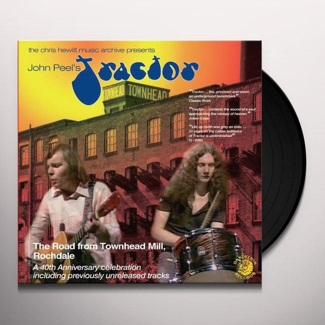 JOHN PEEL'S TRACTOR: ROAD FROM TOWNHEAD MILL Vinyl Record