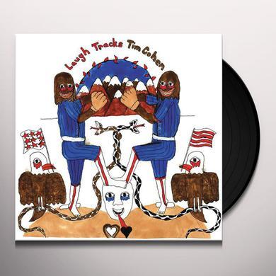 Tim Cohen LAUGH TRACKS Vinyl Record