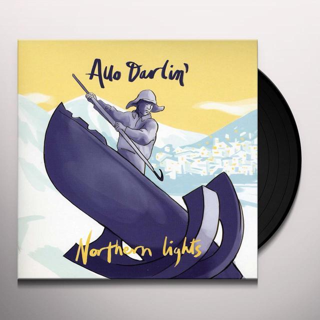 Allo Darlin' NORTHERN LIGHTS Vinyl Record