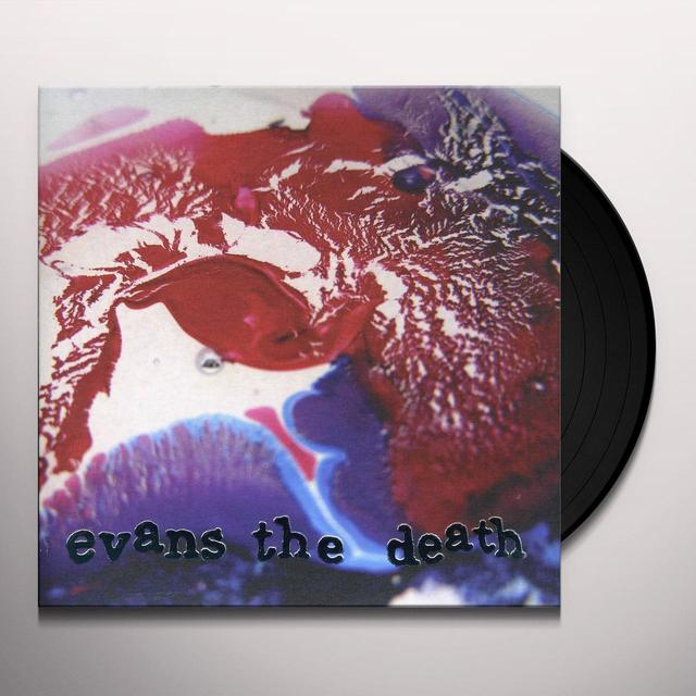 Evans The Death CATCH YOUR COLD Vinyl Record