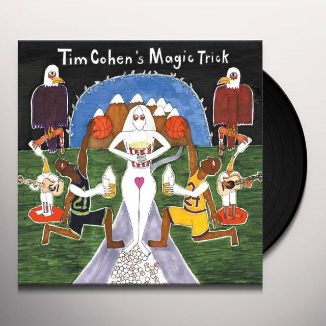 Tim Cohen MAGIC TRICK Vinyl Record