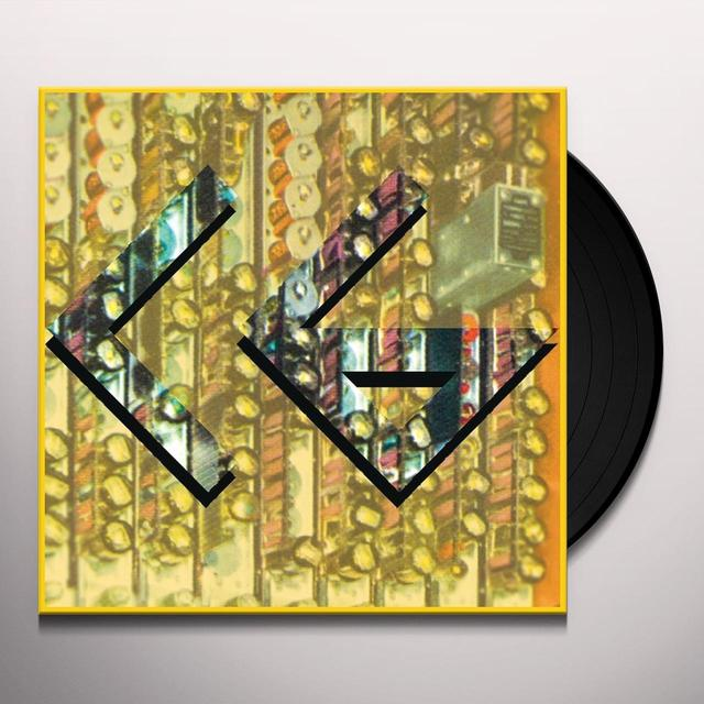 Christof Glowalla ERDE 80 Vinyl Record