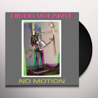 Disco Volante NO MOTION Vinyl Record