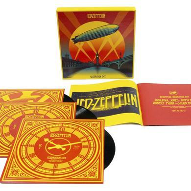 Led Zeppelin CELEBRATION DAY Vinyl Record