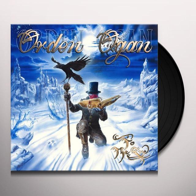 Orden Ogan TO THE END Vinyl Record