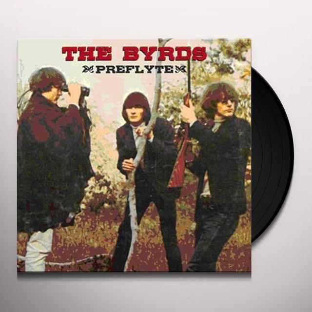 The Byrds PREFLYTE PLUS Vinyl Record - Limited Edition