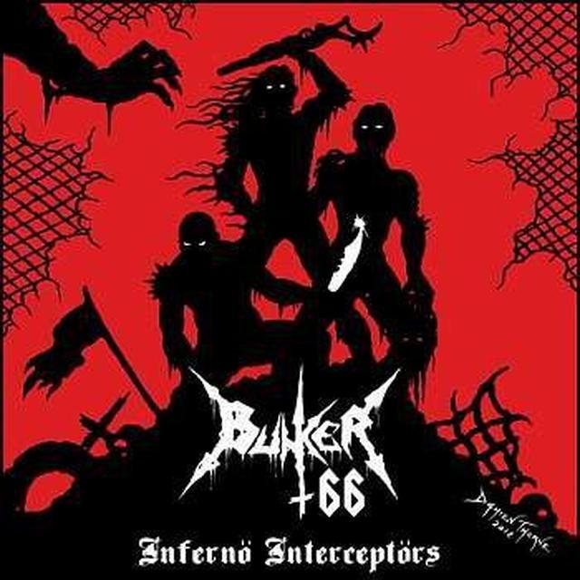Bunker 66 INFERNO INTERCEPTORS Vinyl Record