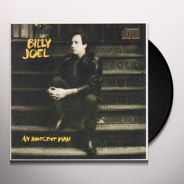 Billy Joel INNOCENT MAN Vinyl Record