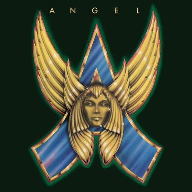 ANGEL Vinyl Record - UK Import