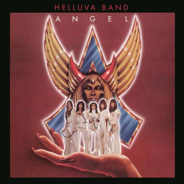Angel HELLUVA BAND Vinyl Record - 180 Gram Pressing