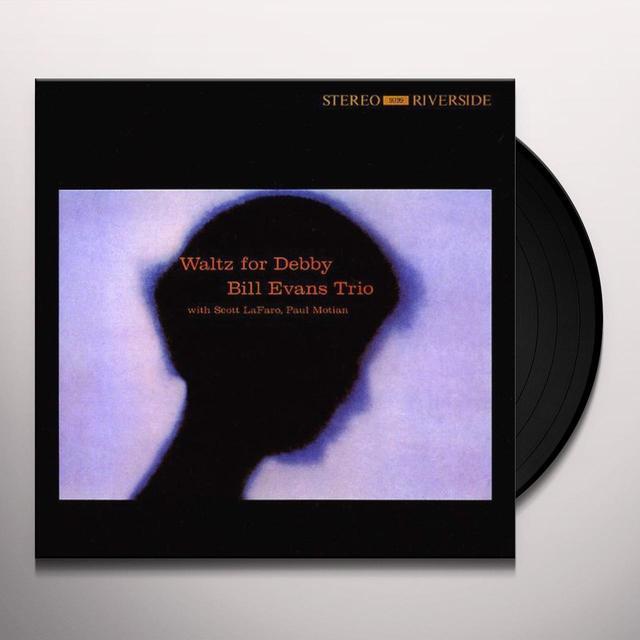 Bill Evans WALTZ FOR DEBBY Vinyl Record - Japan Import, 180 Gram Pressing