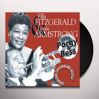 Ella Fitzgerald & Louis Armstrong  PORGY & BESS Vinyl Record