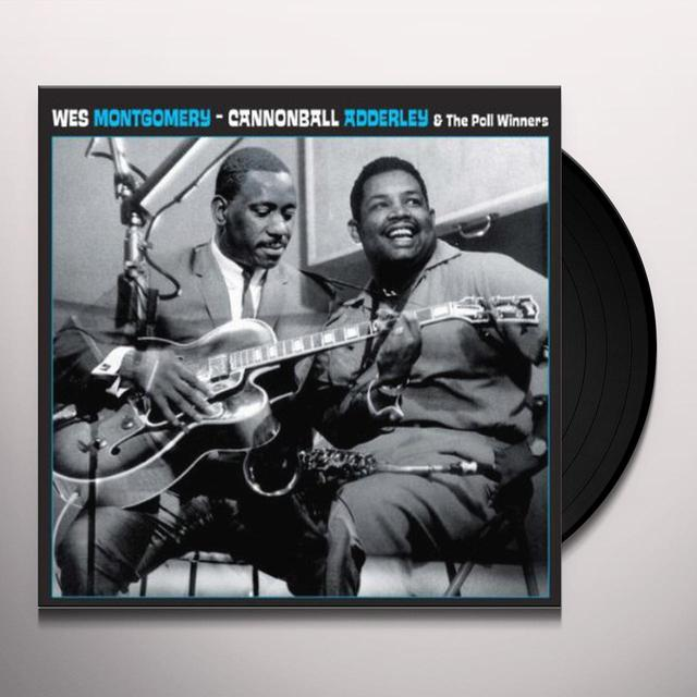 Wes Montgomery / Cannonball Adderley WES MONTGOMERY & THE POLL WINNERS Vinyl Record