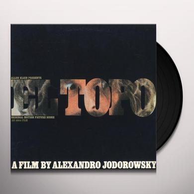 Alejandro (Ogv) Jodorowsky TOPO / O.S.T. Vinyl Record
